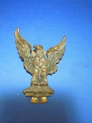 Vintage Cast Iron Metal Eagle Decorative Door Knocker Knock with Eagle