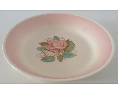 Pink Susie Cooper Patricia Rose Soup Bowl
