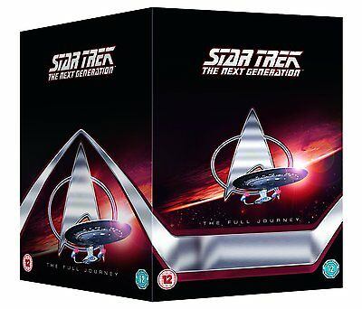 "Star Trek: The Next Generation Complete Series DVD Box Set NEW R4 ""Clearance"""