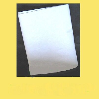 20 White Tissue Gift Wrapping Paper 500x760mm ACID FREE