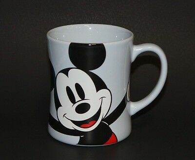 Authentic Disney Store Mickey Mouse Light Blue Mug FREE SHIPPING