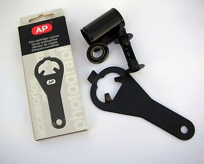 Ap Metal 35Mm Film Cassette Cartridge Opener Can Opening Darkroom Developing