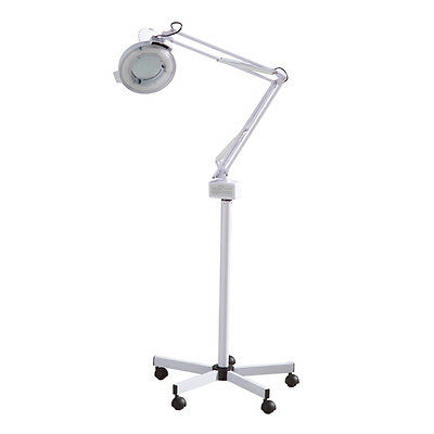 Magnifying lamp 5 diopters mag lamp movable
