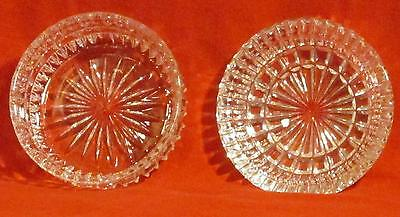 Fostoria Crystal Covered Candy Dish