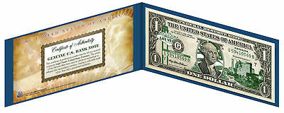 NEVADA State $1 Bill *Genuine Legal Tender* U.S. One-Dollar Currency *Green*