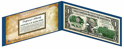 MONTANA State $1 Bill *Genuine Legal Tender* U.S. One-Dollar Currency *Green*