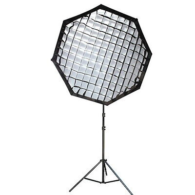 "Neewer Portable Octagon Softbox with Grid Bowens Mount  80x80cm /30""x30"" Beehive"