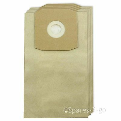5 x DAEWOO Vacuum Cleaner Bags Filtered Hoover Bag RC350 RC370 RC371S RC400