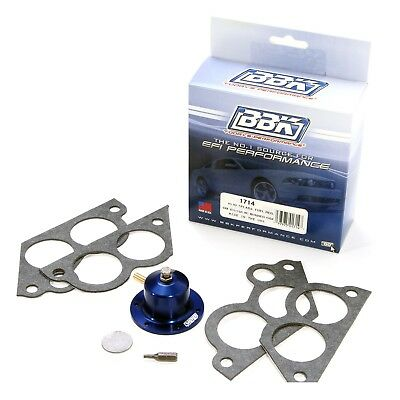 BBK Performance 1714 Fuel Pressure Regulator Conversion Kit 85-92 GM TPI Engine