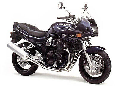 Suzuki Gsf1200 Gsf 1200 S Bandit 1996-2003 Workshop Service Manual  1200T