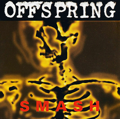 The Offspring - Smash (Remastered) - Vinyl LP *NEW & SEALED*