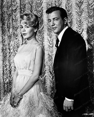 8x10 Print Bobby Darin Sandra Dee If a Man Answers 1962 #1008758