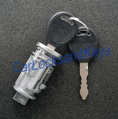 Plymouth Ignition Cylinder Key Switch Lock