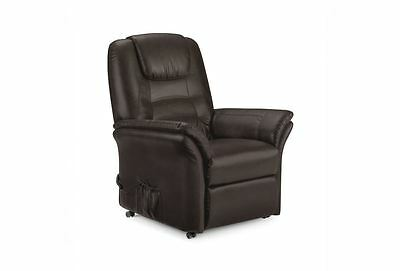 RIVA RISE & RECLINE CHAIR BROWN - From the UK'S Largest Retailer - Rooms4kids