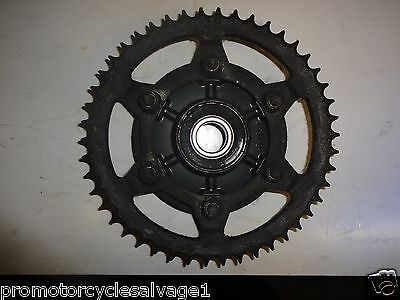 Yamaha Fz6 S2 Fazer Faired 2007 - 2010:sprocket & Carrier - Rear:used Motorcycle
