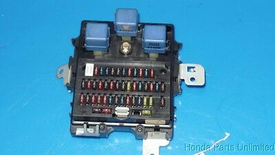 95 99 nissan maxima oem in dash fuse box with fuses and relays a32 rh picclick com 96 nissan maxima fuse box location