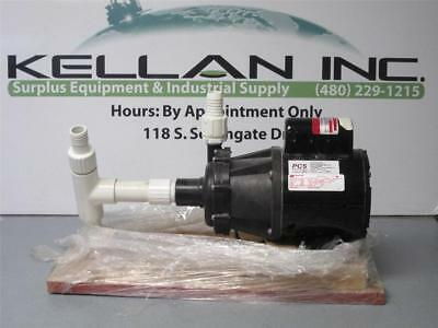 March MFG. TE-5.5C-MD  Single Phase Magnetic Drive Pump 1/5 HP 3550 RPM 230V