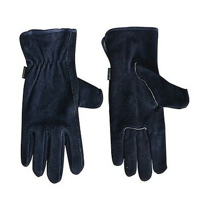 Town & Country T/CTGL407L TGL407L Premium Leather Gloves Mens - Large