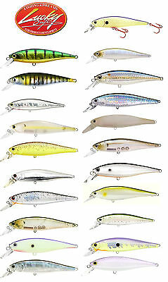 """LUCKY CRAFT POINTER 100 SUSPENDING JERKBAIT 4"""" select colors A-F"""