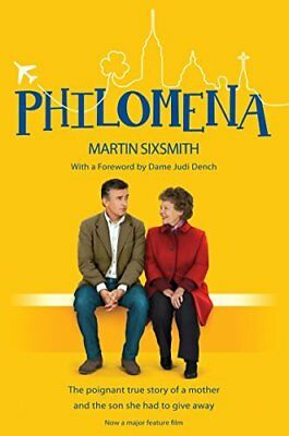 Philomena by Martin Sixsmith New Paperback Book