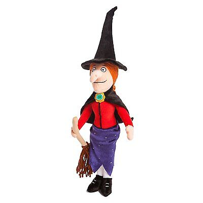 Room on The Broom Witch with Broom