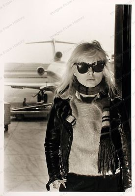 8x10 Print Debra Harry Blondie #737DH