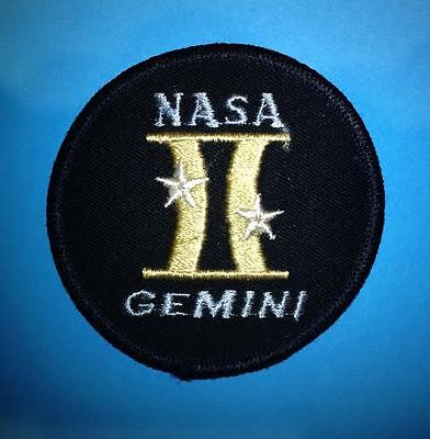 RARE NASA Collectable Gemini II 2 Jacket Hat Hoodie Backpack Space Patch Crest