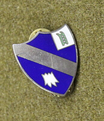 18957) Military Pin 54th Infantry Regiment Insignia DI Crest Medal Badge