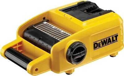 DeWalt DCL060-XJ LED XR LED 18V Rotatable Cordless Lamp Area Light - Bare Unit
