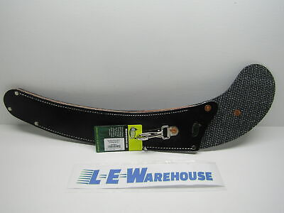Weaver Leather Arborist Lineman #14 Curved Hand Saw Scabbard With Snap 08-03011