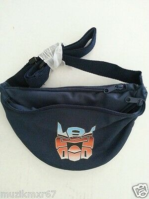 SDCC Comic Con 2014 EXCLUSIVE Angry Birds TRANSFORMERS Fanny Pack