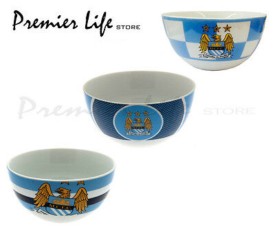 Manchester City FC Bowl - Latest Breakfast / Cereal Bowl