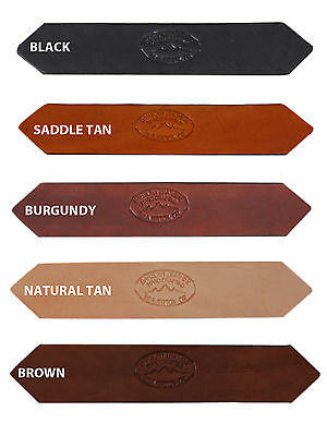 "New Barsony 1 1/2"" (1.5"") Heavy Duty Leather Belts for Sizes 28"" - 38"""