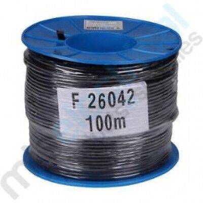 3.3mm Low Voltage Garden Lighting Cable 100mtr Roll Extra Heavy Duty NEW