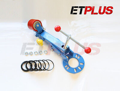 Wheel Arch Roller Flaring Tool Fender Rolling Reforming WITH RINGS ETPLUS