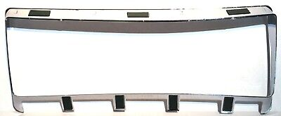 dash panel trim driver right visor chrome for Kenworth 2006+ W900 T800 T660 C500