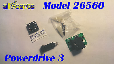 Model 26560 Club Car Powerdrive 3 Charger Repair Kit  - Golf Cart Charger