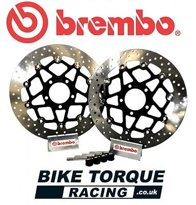 Suzuki GSXR1000 K5-K8 05-08 Brembo 320mm Conversion Front Brake Disc Upgrade Kit