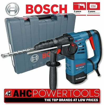 Bosch GBH 3-28 DFR 3kg SDS+ Multi Drill Rotary Hammer Drill with QC Chuck 110V