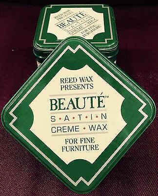 Beaute' Satin Creme Wax  1 lb. Can