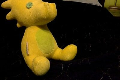 Homestuck Scalemate Plushie Official (Yellow)