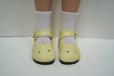 """Debs GREEN Saddle Oxford Doll Shoes For Tonner 14/"""" Betsy McCall LT Light"""