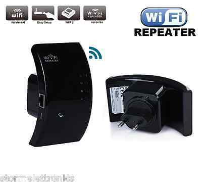 Ripetitore Wireless Wifi Amplificatore Ripetitore Segnale Router Access Point