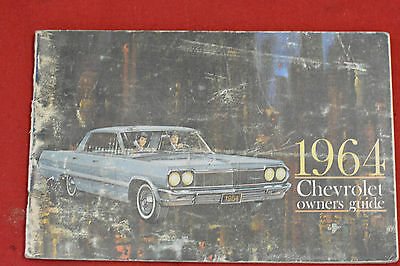 1964 Chevrolet Owner's Guide - Third Edition