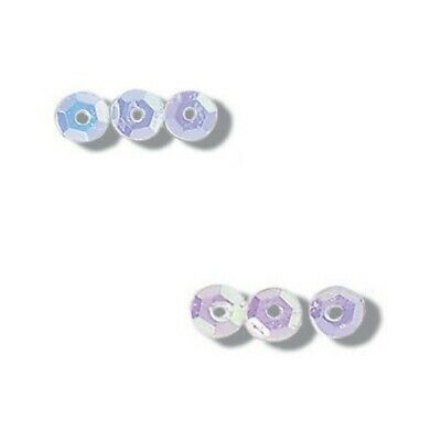 Extra Value 5mm Shiny Craft Cup Sequins Trimits Pack Of 1200