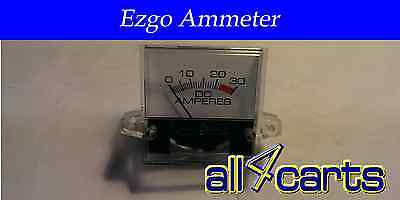 Ezgo Powerwise Charger Ammeter | Meter Golf Cart Charger | Meter 28105-G01