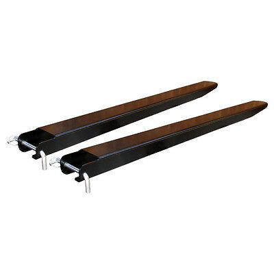 Forklift Fork Extensions Made in the UK - Best Quality Available - Many Sizes