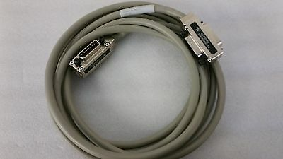 NATIONAL INSTRUMENTS TYPE X2 763061-03 REV.C 4 METERS 13 ft GPIB CABLE