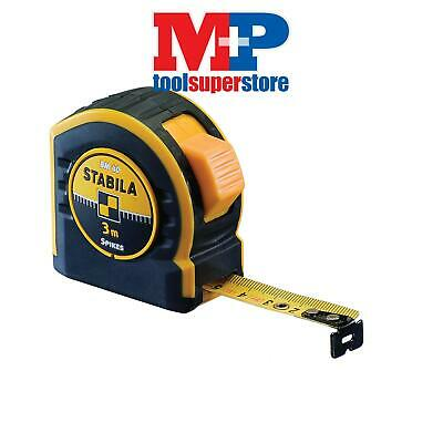 Stabila BM403 BM 40 Pocket Tape 3m/10ft (Width 16mm)