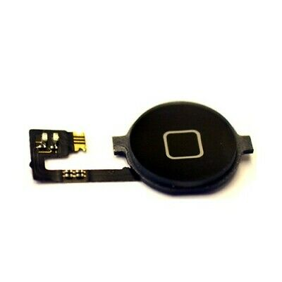 iPhone 4 and 4G Home Button with Flex Cable Assembly Replacement Part Black New